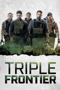 Poster for Triple Frontier