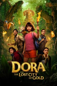 Poster for Dora and the Lost City of Gold