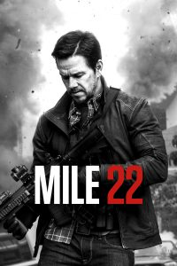 Poster for Mile 22