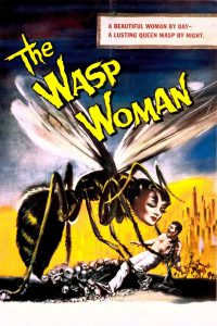 Poster for Wasp Woman, The
