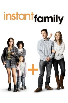 Poster for Instant Family