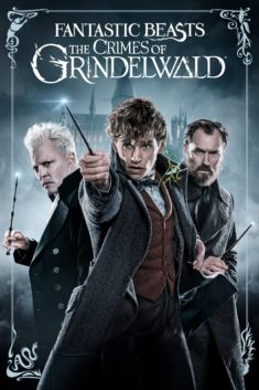 Poster for Fantastic Beasts: The Crimes of Grindelwald