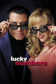Poster for Lucky Numbers