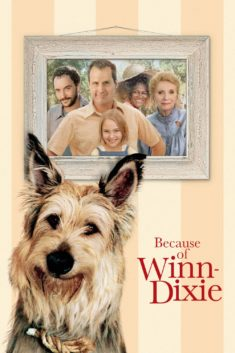 Poster for Because of Winn-Dixie