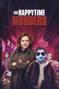 Poster for The Happytime Murders