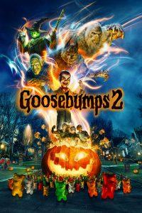 Poster for Goosebumps 2: Haunted Halloween