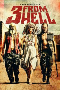 Poster for 3 From Hell