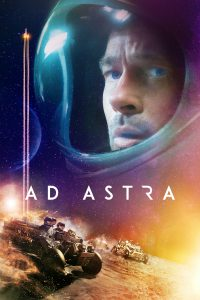 Poster for Ad Astra