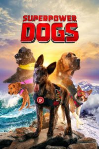 Poster for Superpower Dogs