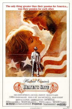 Poster for Heaven's Gate