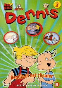 Poster for Dennis The Menace
