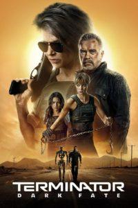 Poster for Terminator: Dark Fate