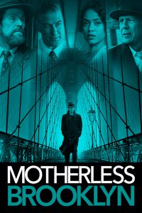 Poster for Motherless Brooklyn