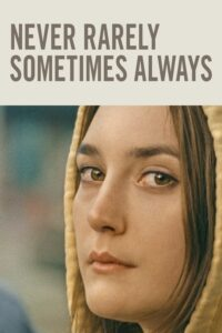 Poster for Never, Rarely, Sometimes, Always