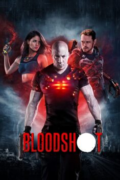 Poster for Bloodshot