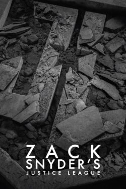 Poster for Zack Snyder's Justice League