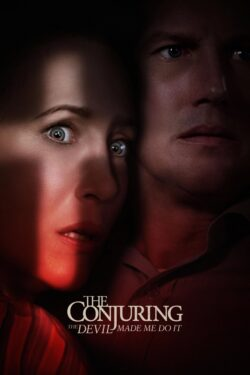 Poster for The Conjuring: The Devil Made Me Do It