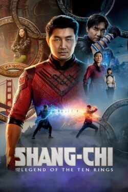 Poster for Shang-Chi and the Legend of the Ten Rings