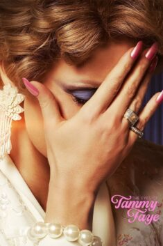 Poster for The Eyes of Tammy Faye